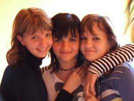 Réka, Barbara és Eszter
