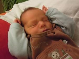 Lehel baba a VBAC bébi :)