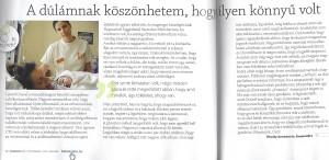 Dúla a Kismama Magazinban