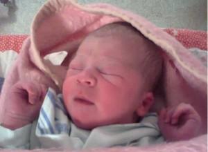 Márk baba a Szent Imre Kórházban született