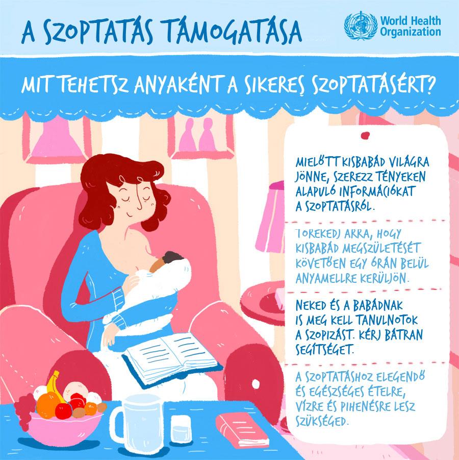 Mit tehetsz anyaként a sikeres szoptatásért?