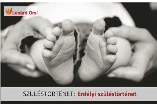 Erdélyi szüléstörténet