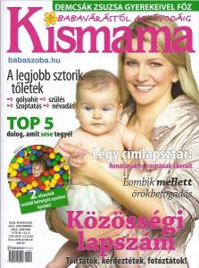 Dúlás szüléstörténet a Kismama Magazinban