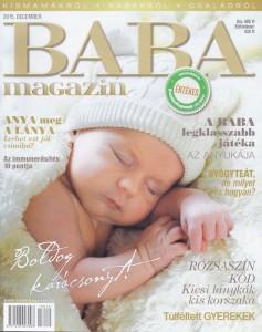 Szülésfelkészítő dúla a Baba Magazinban