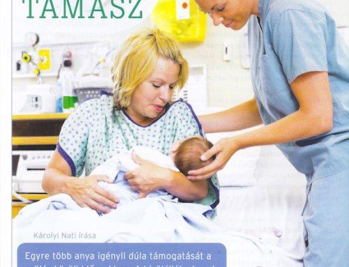 Hogy segít a dúla a kórházban és a gyermekágy idején?