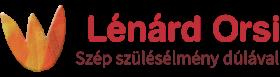 Lénárd Orsi dúla Logo