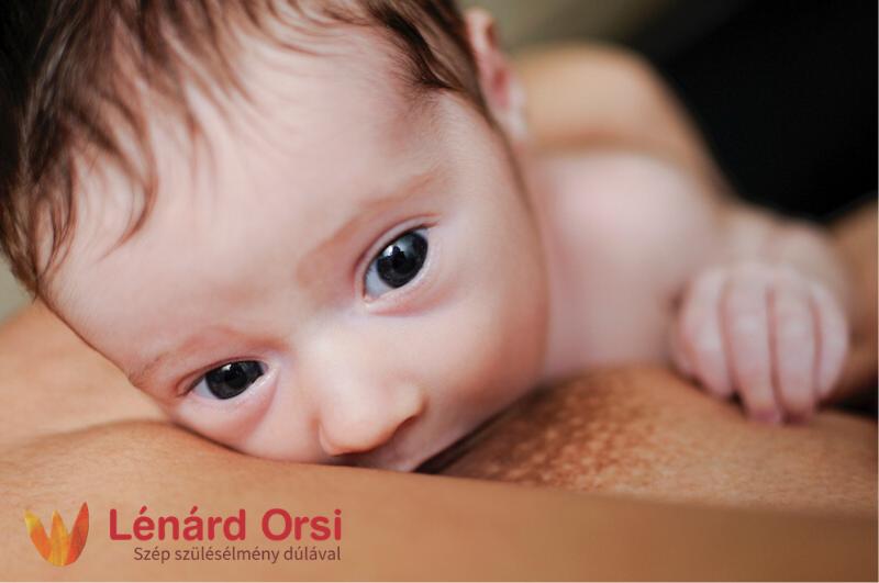 A szoptatás jelentősége az első hetekben